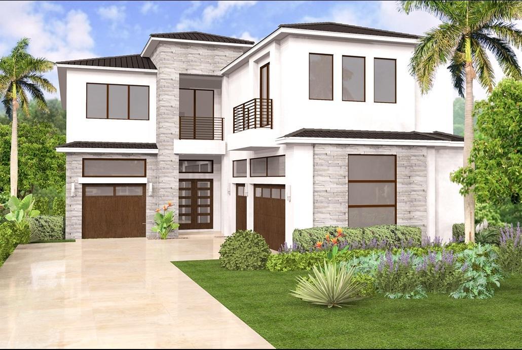 Photo of home for sale at 17165 Abruzzo Avenue, Boca Raton FL