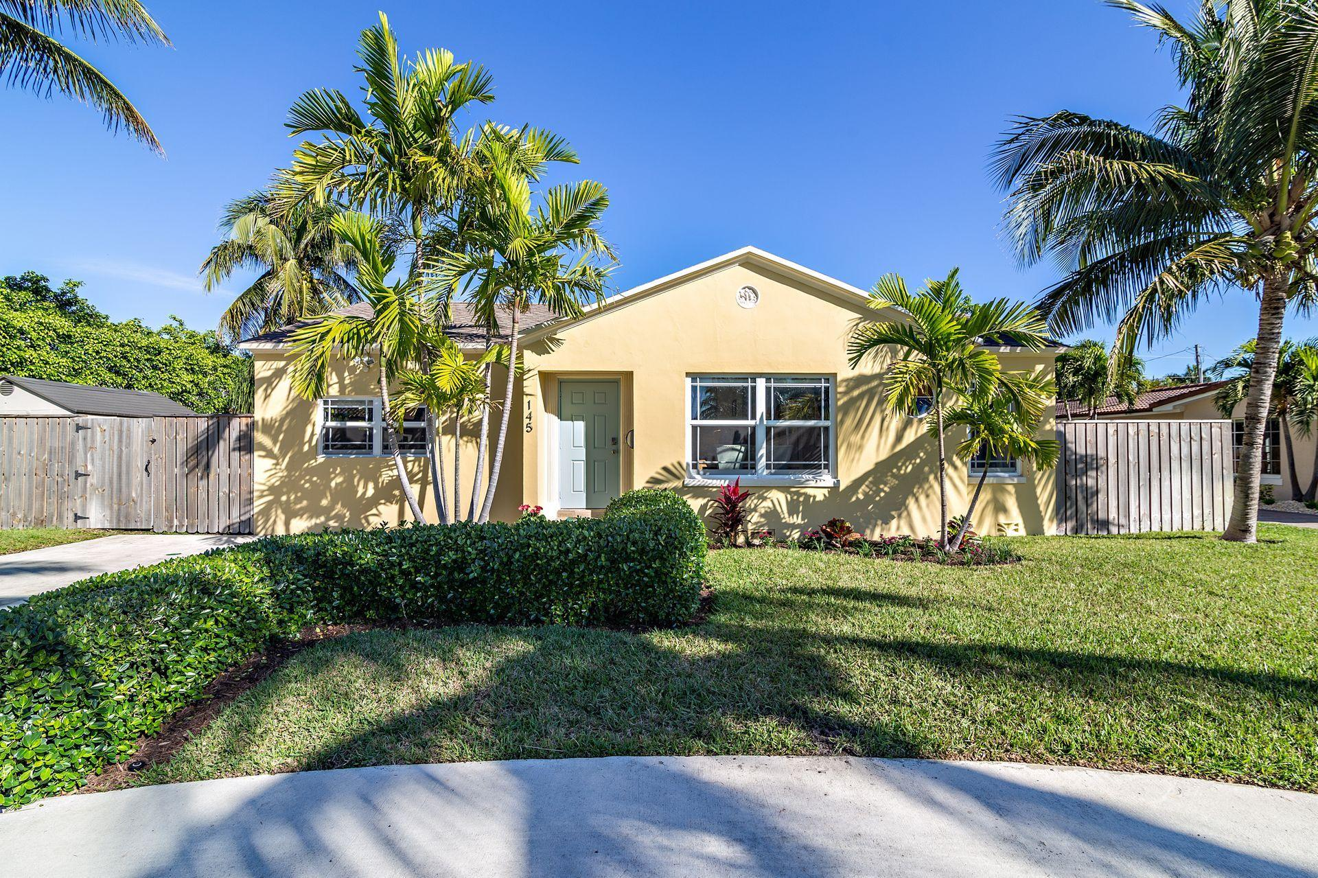 145 Alhambra Place West Palm Beach, FL 33405