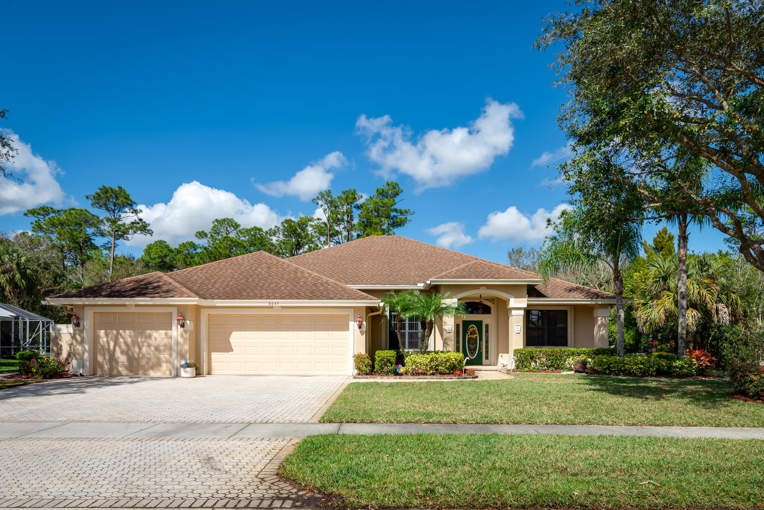 Photo of home for sale at 8049 Yachtsmans Drive SW, Stuart FL