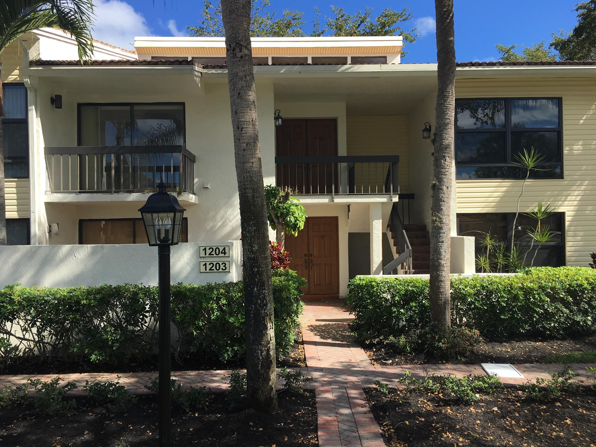 Photo of home for sale at 6760 Willow Wood Drive, Boca Raton FL