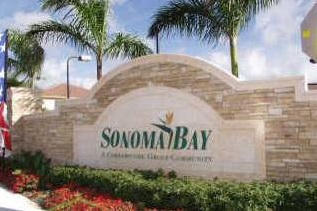 Photo of home for sale at 1912 Alamanda Way, Riviera Beach FL