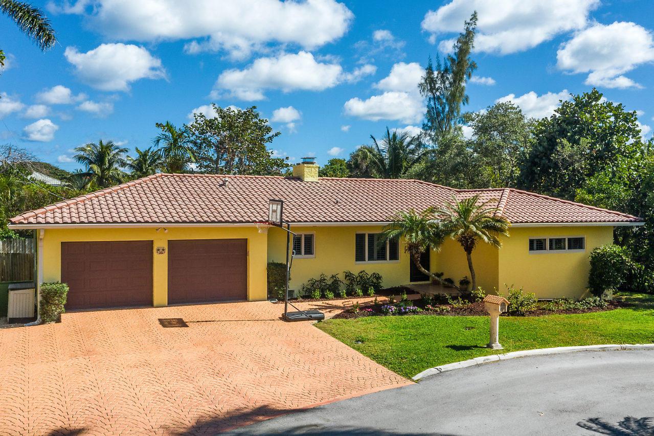 Home for sale in COASTAL SHORES WEST Ocean Ridge Florida