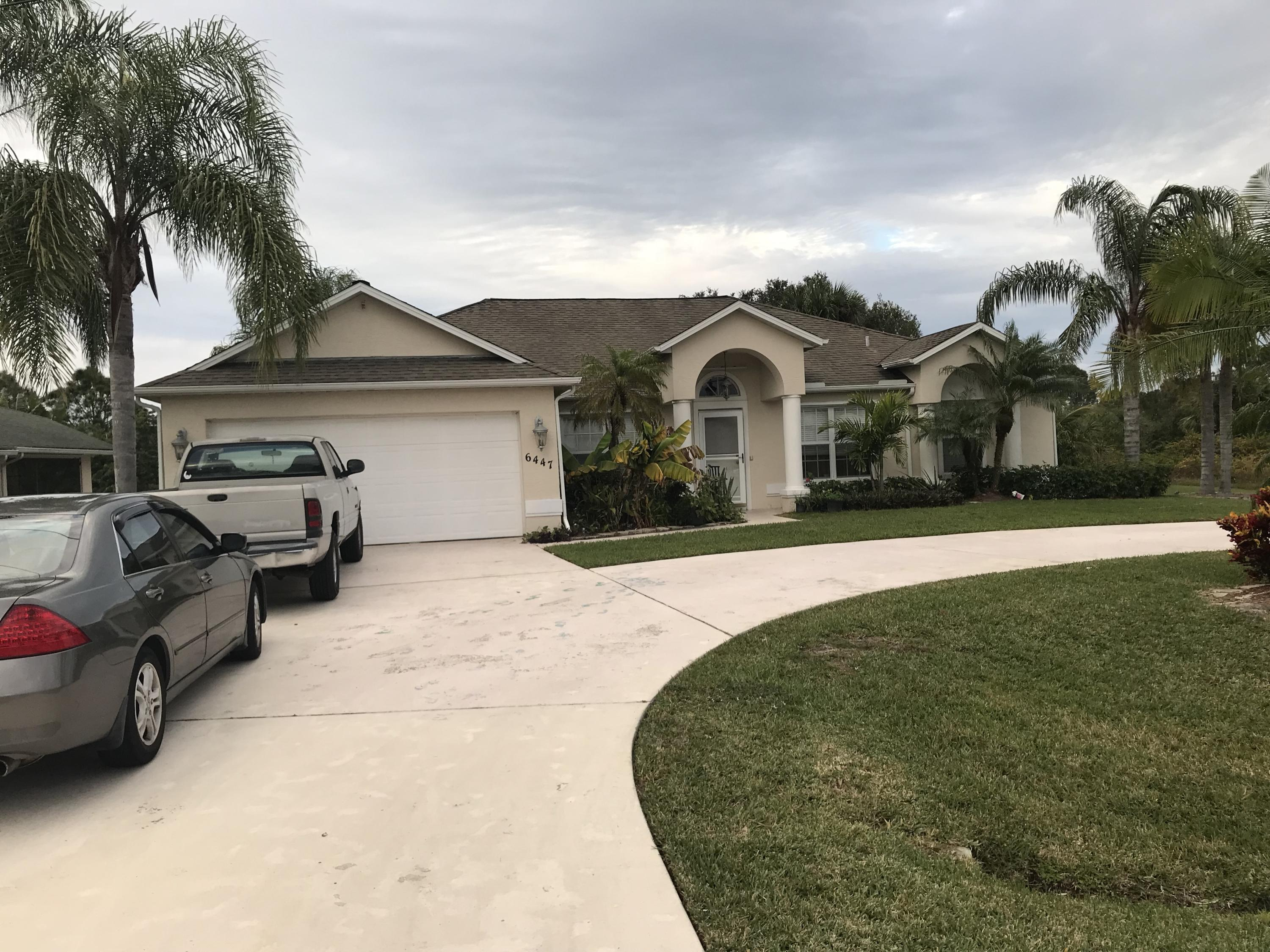 5822 NW Cullom Circle, Port Saint Lucie, Florida