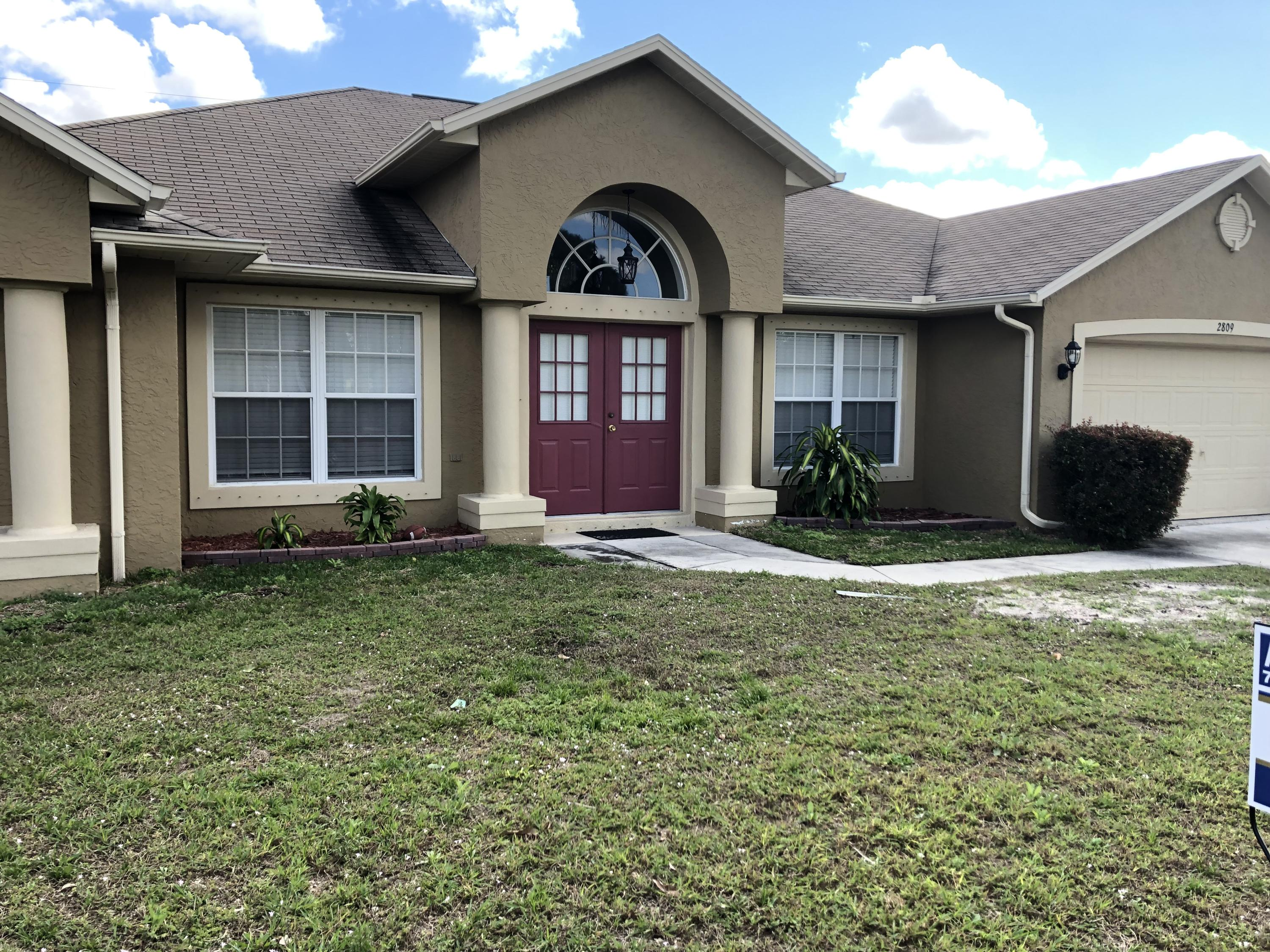 Photo of home for sale in Port Saint Lucie FL