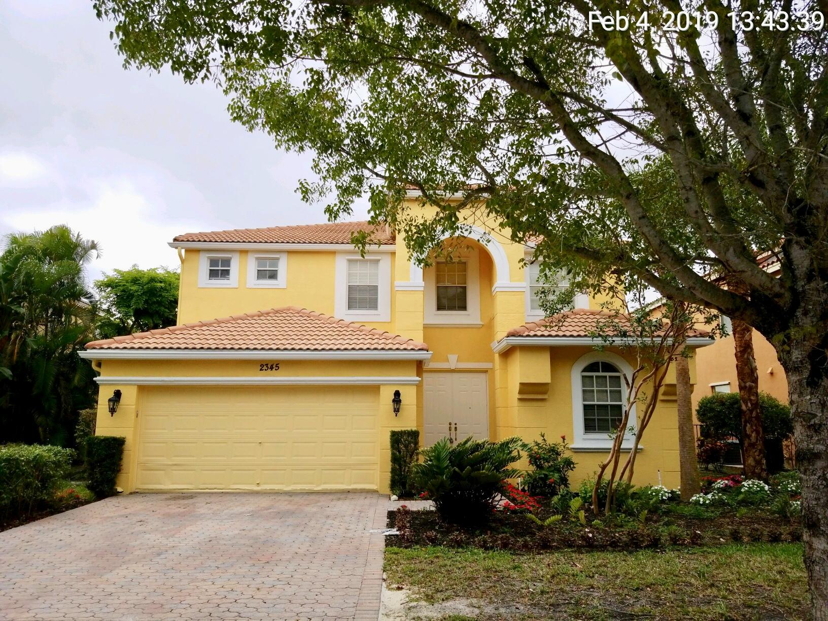 2345 Waburton Terrace Wellington, FL 33414