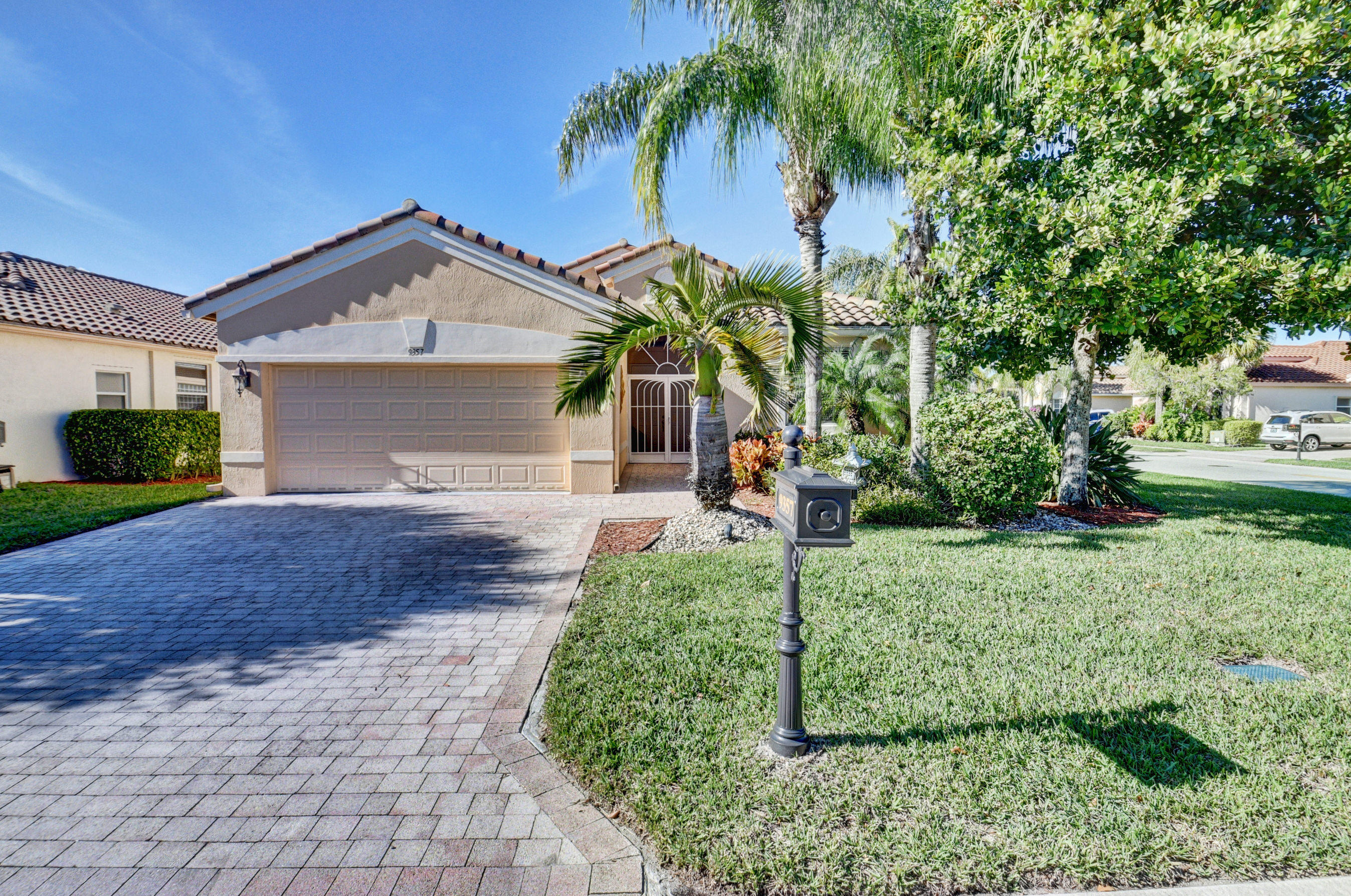 Bellaggio home 9357 Vercelli Street Lake Worth FL 33467