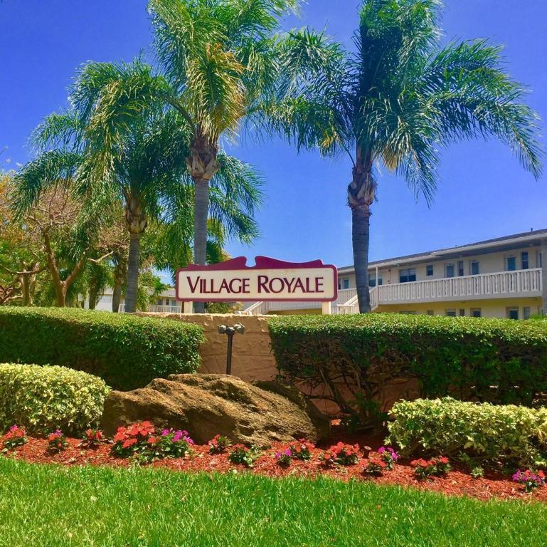 VILLAGE ROYALE COND NO 7 DECL IN home 2192 NE 1st Way Boynton Beach FL 33435