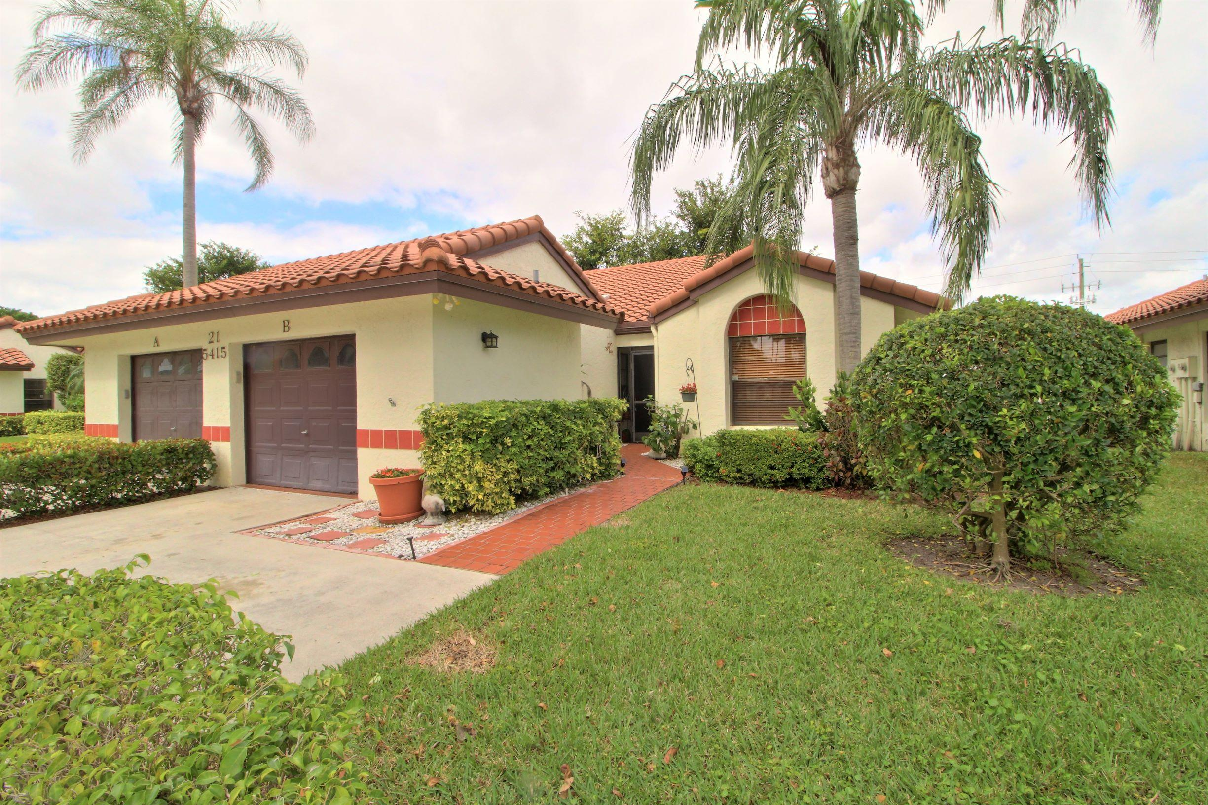 5415 Palm Springs Lane Boynton Beach 33437 - photo