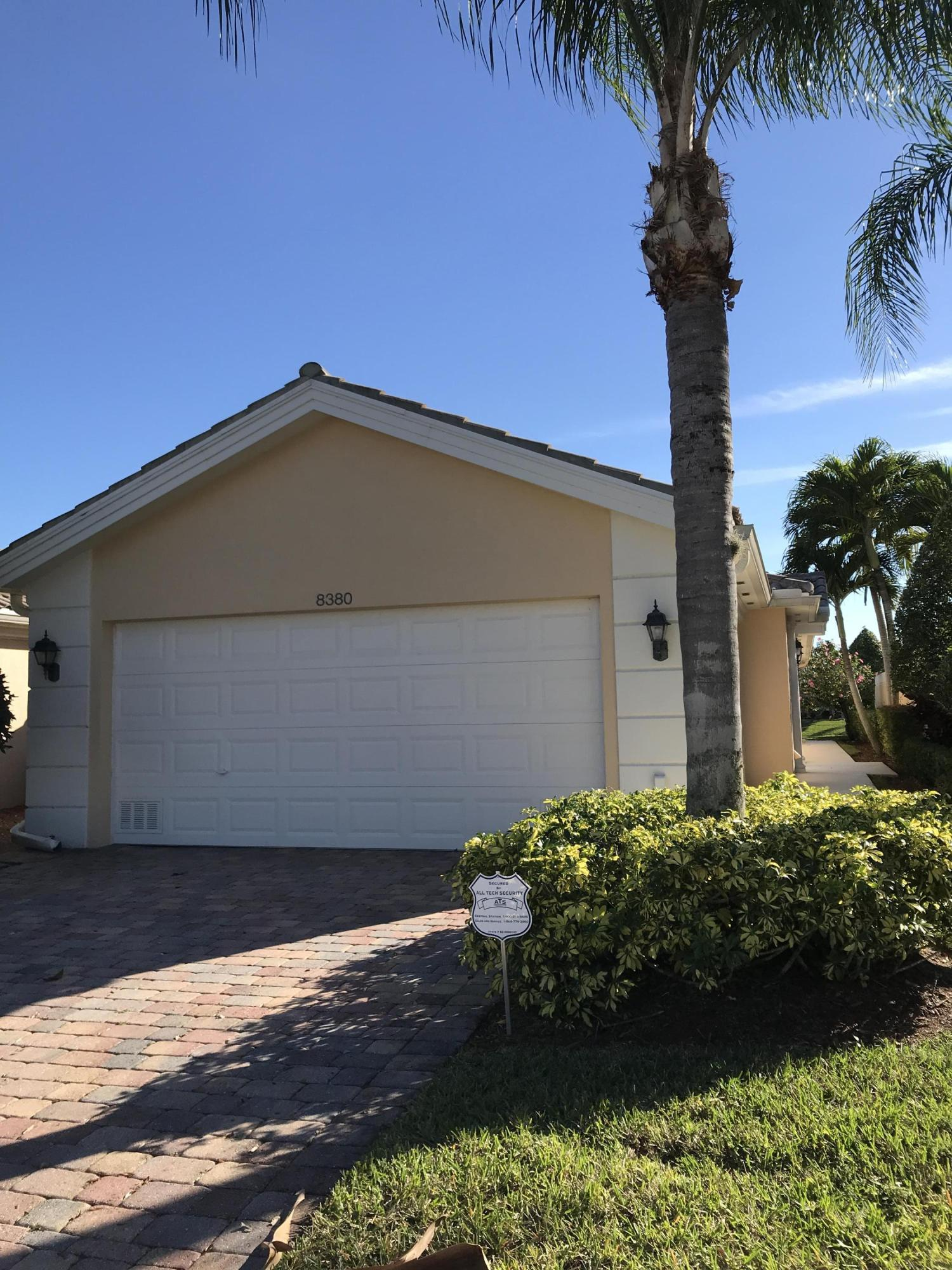 Photo of home for sale at 8380 St Johns Court, Wellington FL