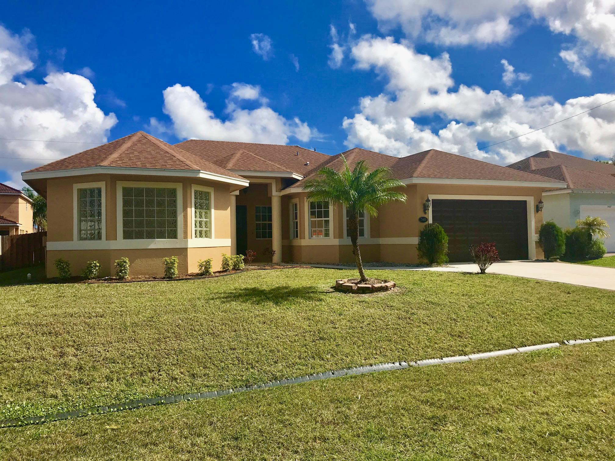 3461 SW Funtuna Street  Port Saint Lucie FL 34953