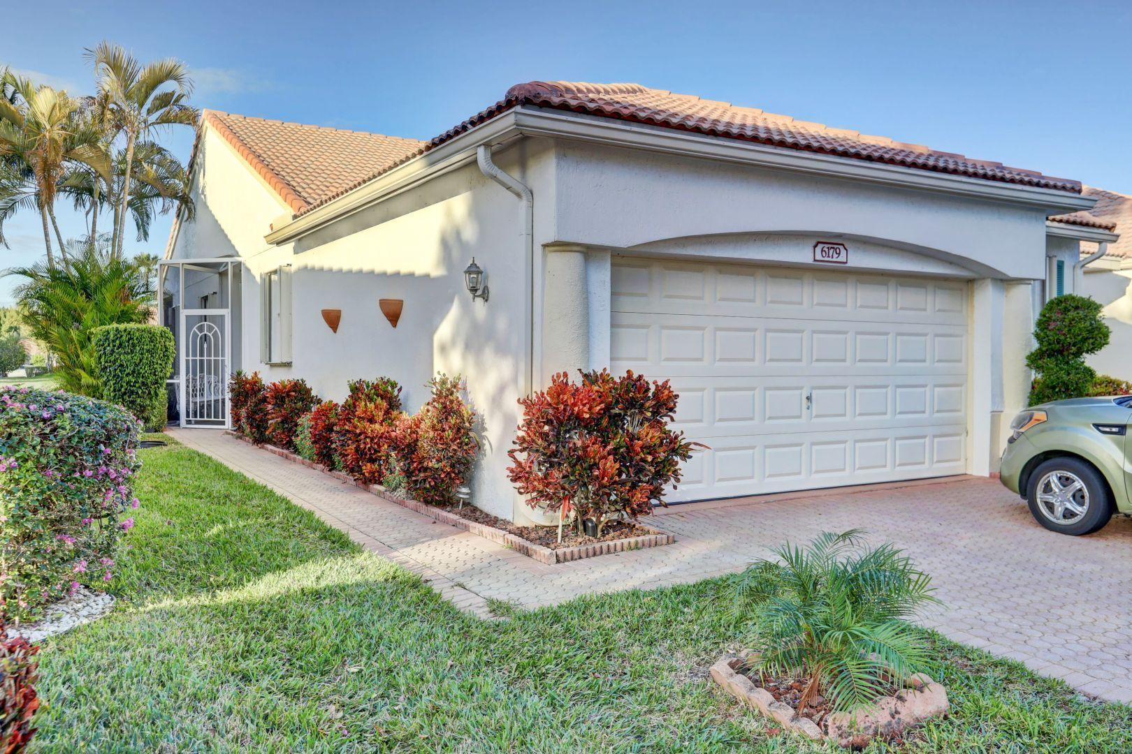 FLORAL LAKES home 6179 Caladium Road Delray Beach FL 33484