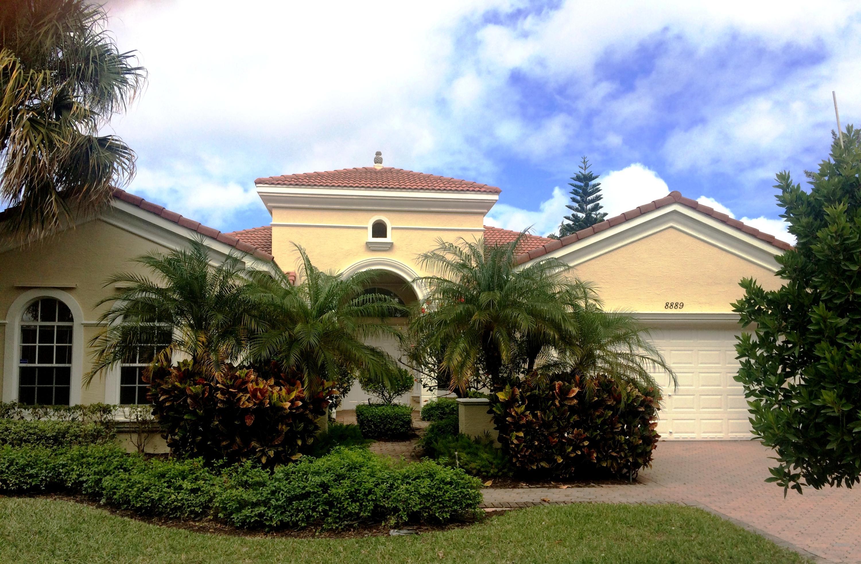 BUENA VIDA home 8889 Via Grande Wellington FL 33411