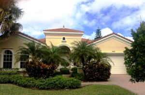 BUENA VIDA home 8889 Via Grande Wellington FL 33411