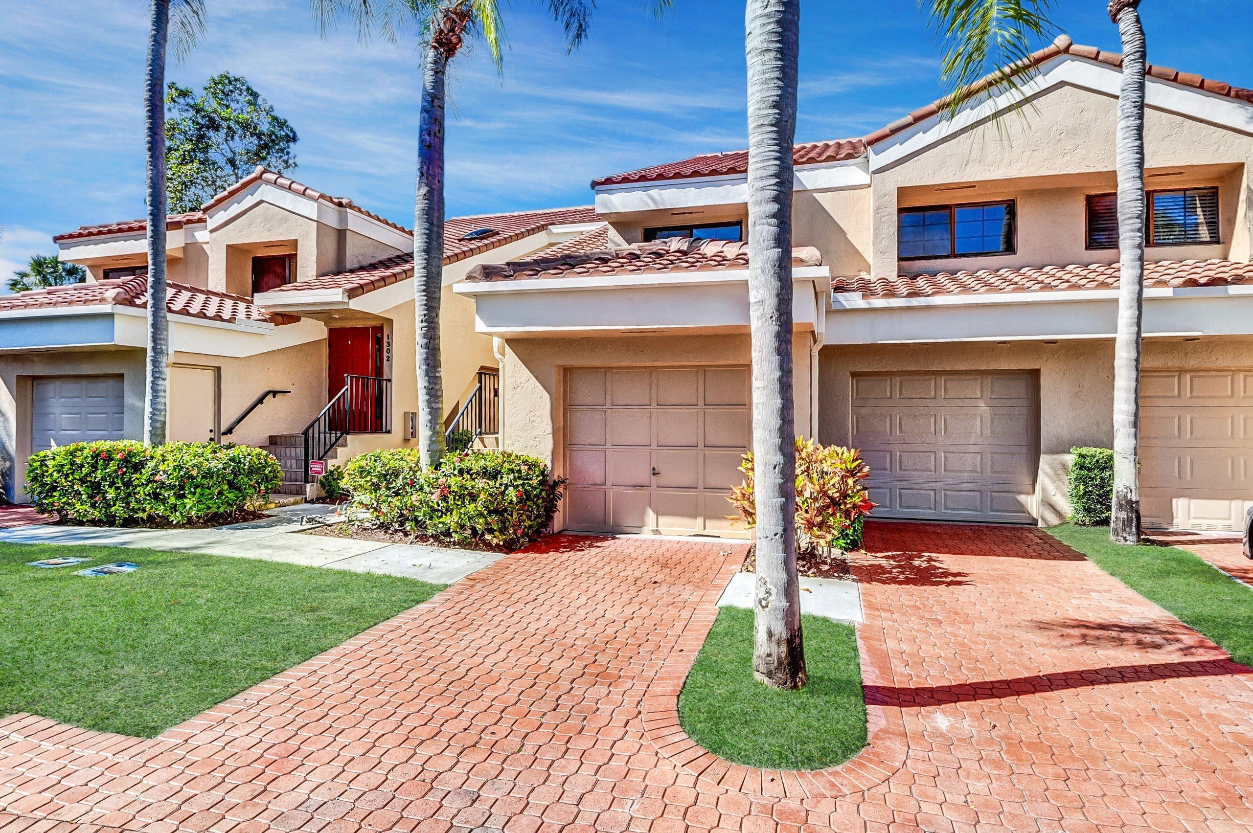 Photo of home for sale at 17292 Boca Club Boulevard, Boca Raton FL