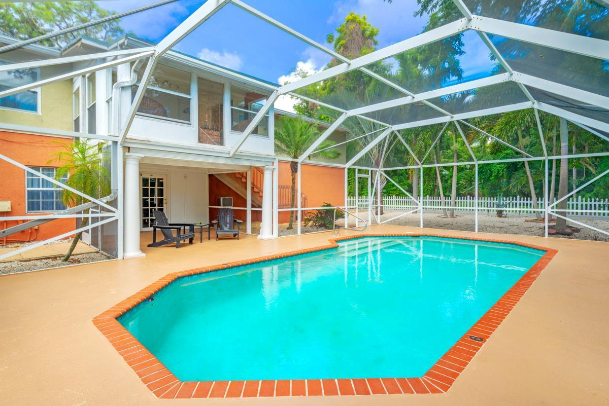 Home for sale in Lake Osborne Area - Very Private Lot Lake Worth Florida
