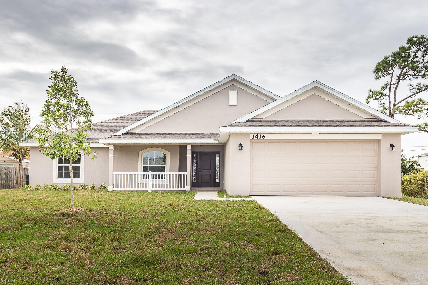 Photo of 1416 SW Empire Street, Port Saint Lucie, FL 34983