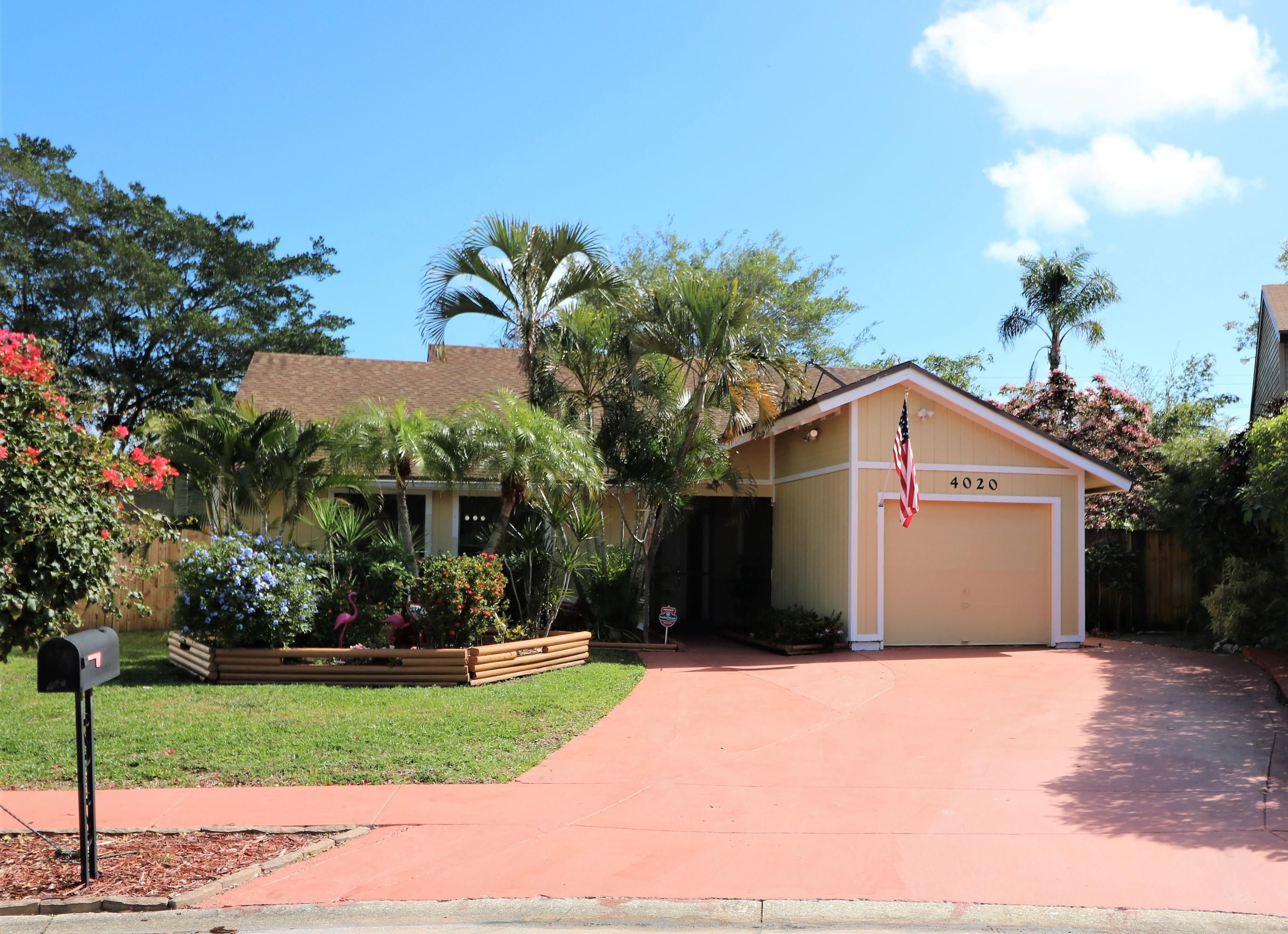 Home for sale in Llake Side Green Patio Homes West Palm Beach Florida