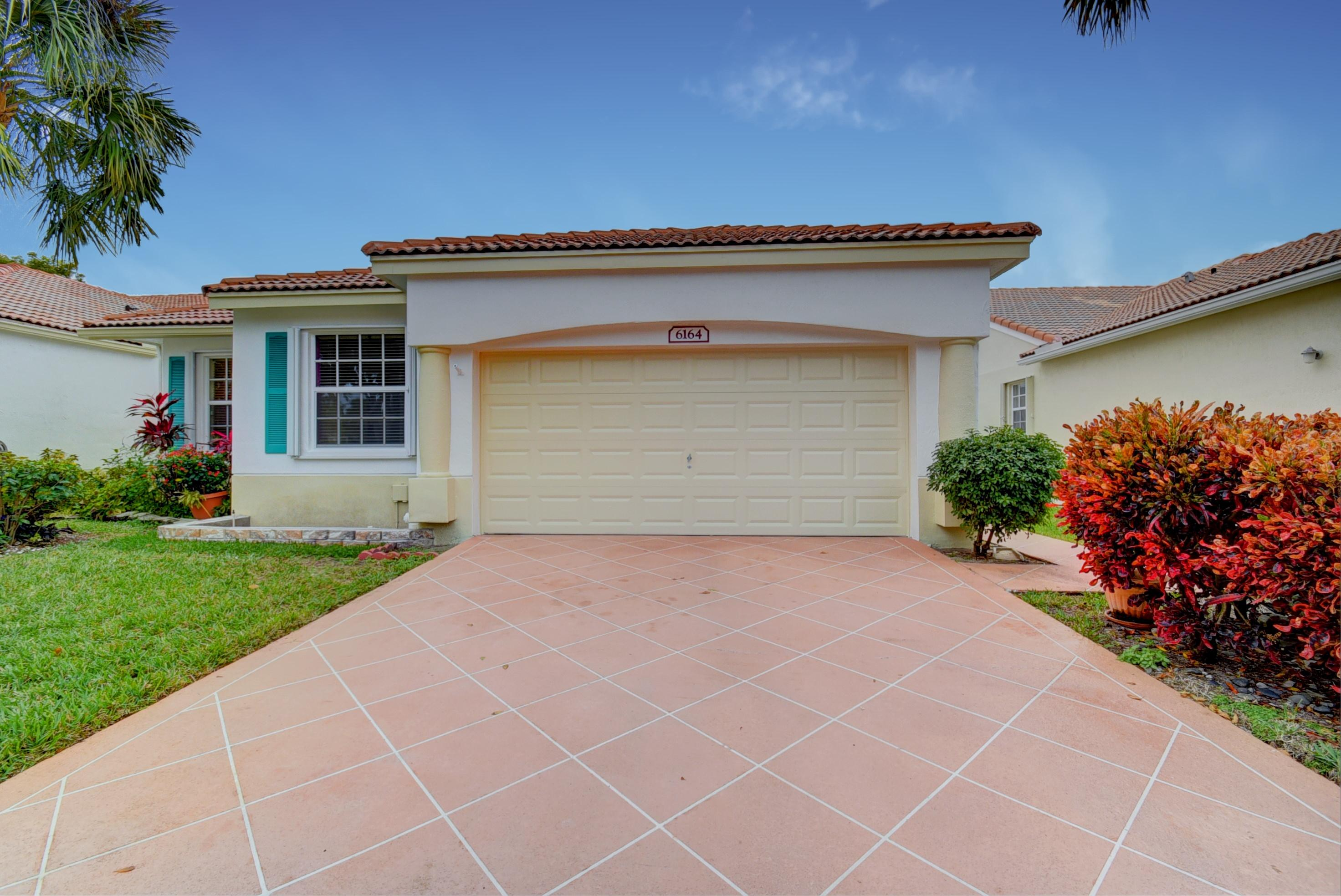FLORAL LAKES PH 3 AND 4 home 6164 Petunia Road Delray Beach FL 33484