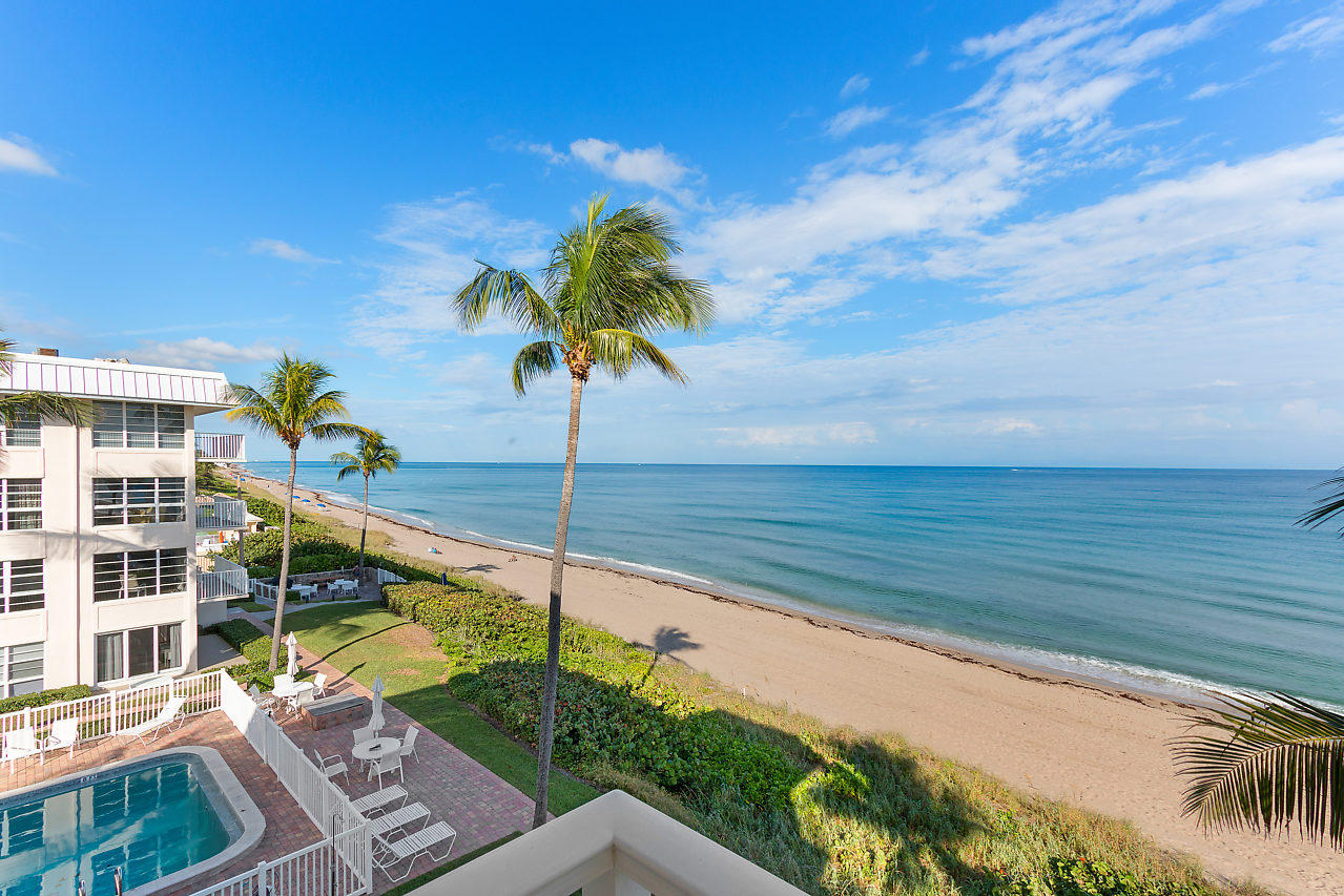 Gulfstream Shores Condo 3851 N Ocean Boulevard