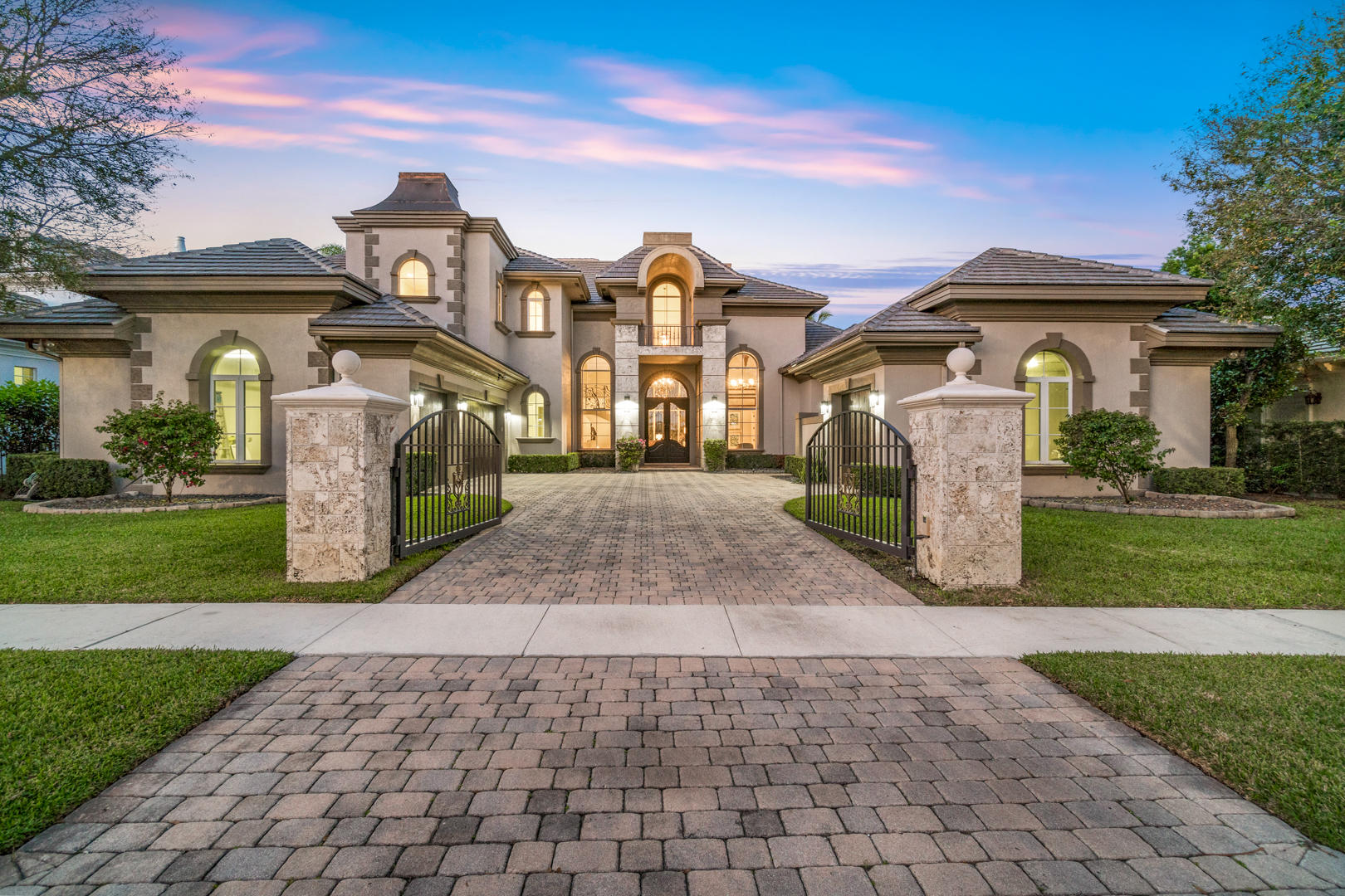 Home for sale in Le Rivage Boca Raton Florida