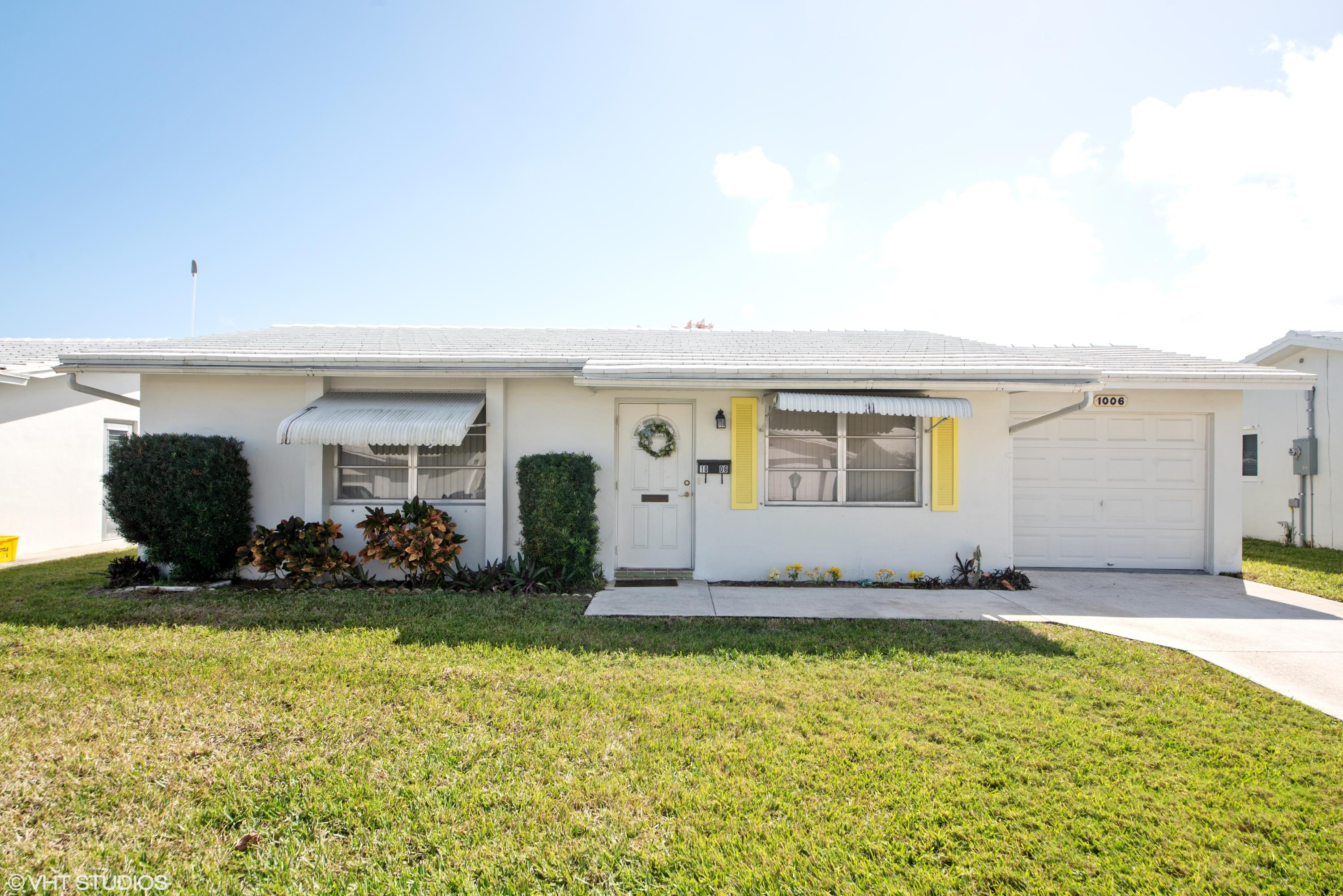 1006 Leisure Lane Boynton Beach 33426 - photo