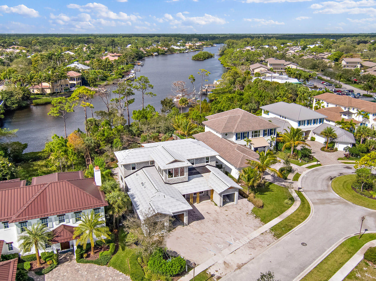 New Home for sale at 18682 St Augustine Way in Tequesta