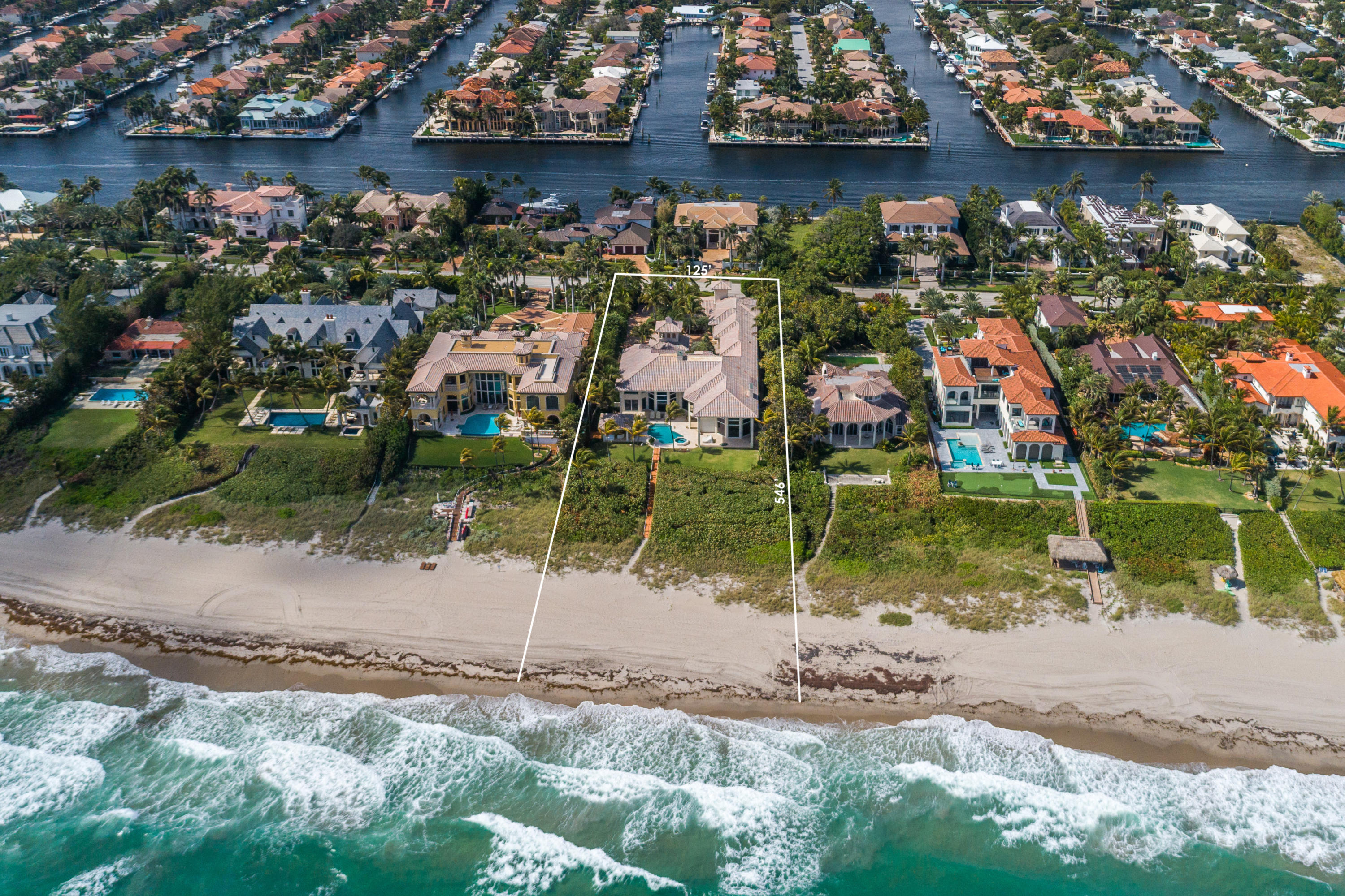 Photo of 2435 S Ocean Boulevard, Highland Beach, FL 33487