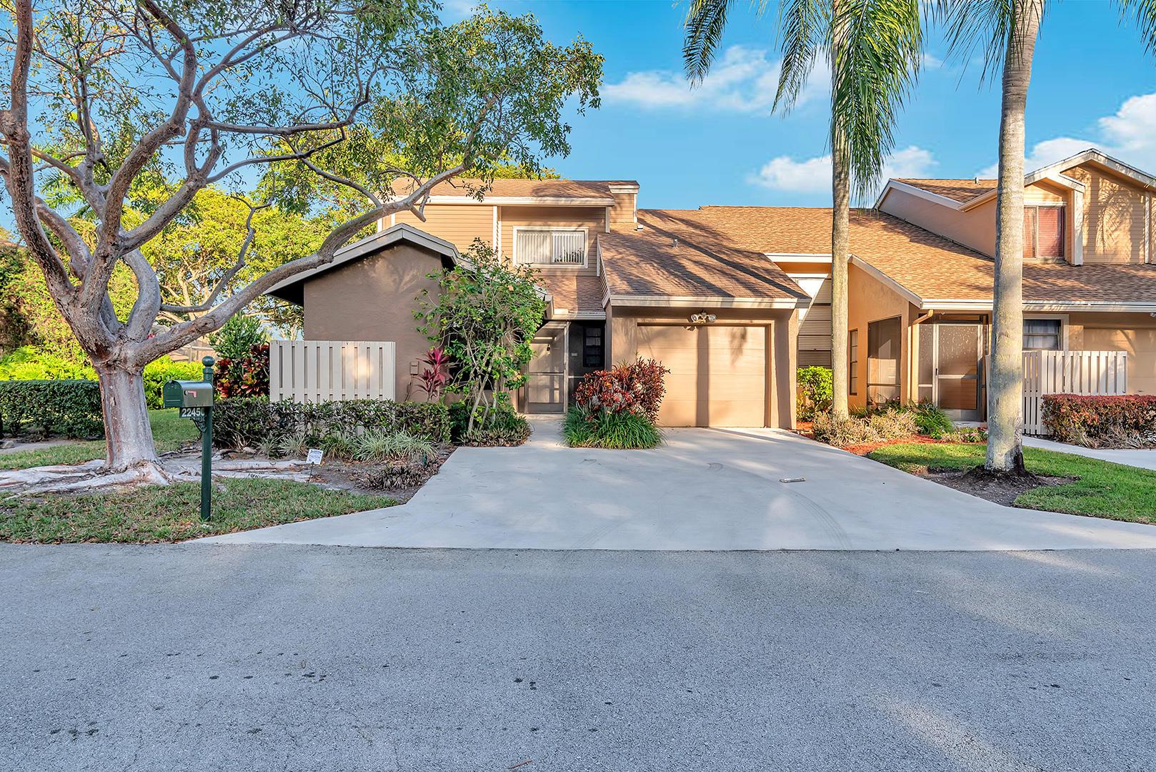 Home for sale in Timberwalk Boca Raton Florida