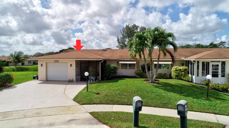 Home for sale in DELRAY VILLAS 2 Delray Beach Florida