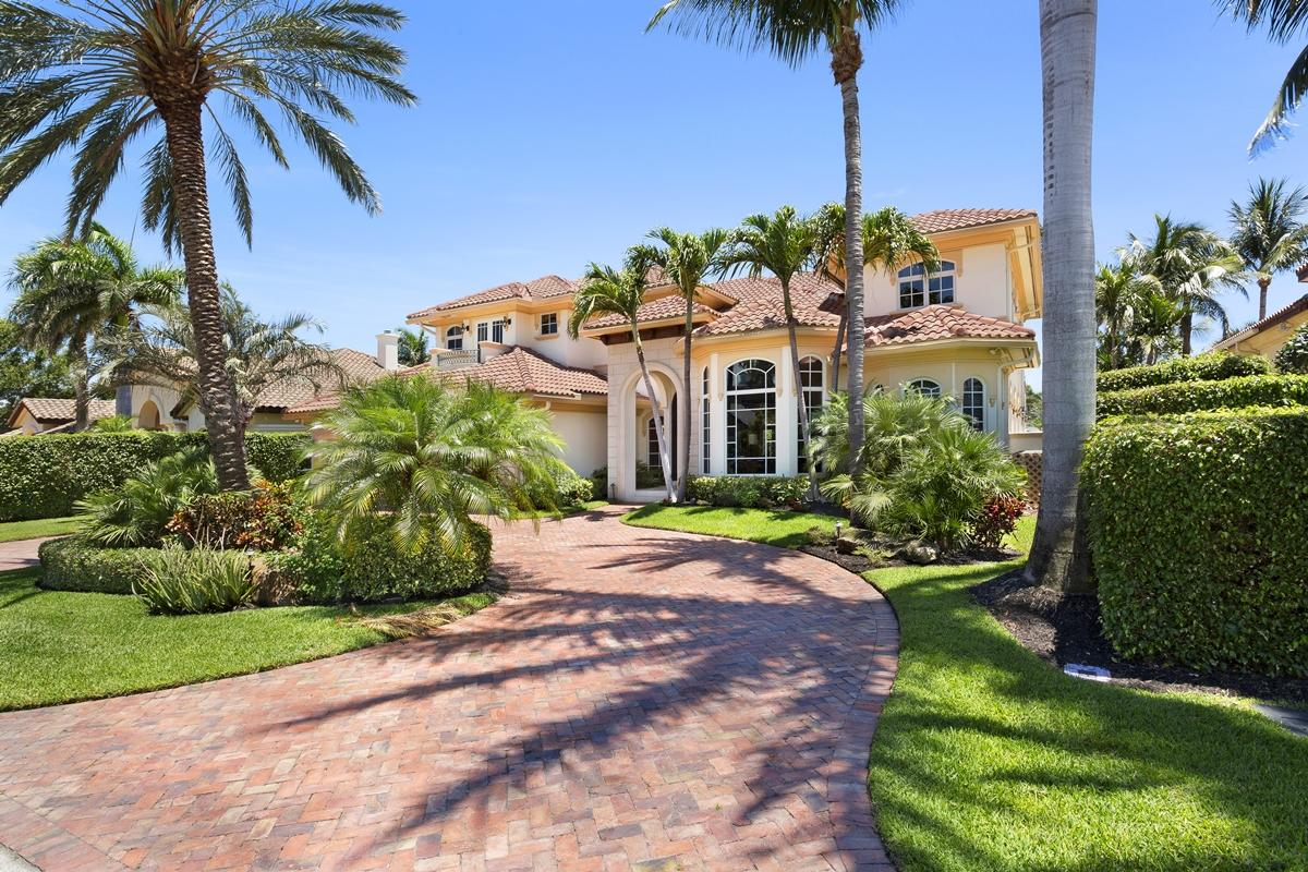 Home for sale in Royal Palm Yacht & C Boca Raton Florida