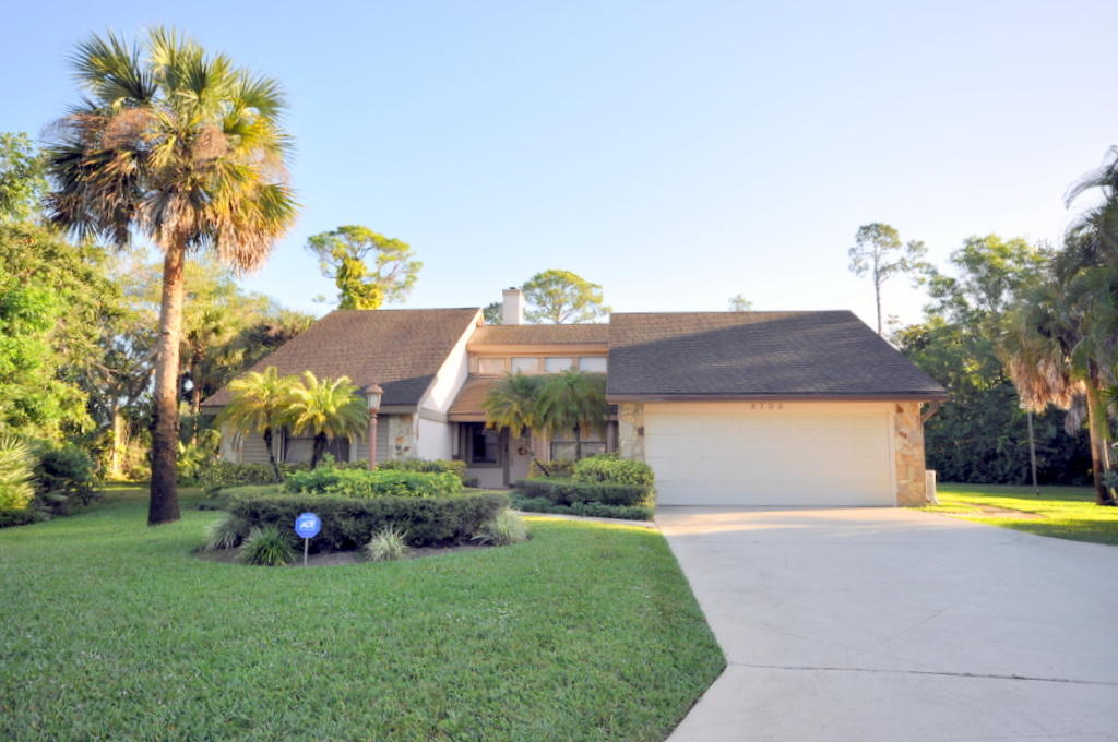 Home for sale in Cypress Hammock Lake Worth Florida