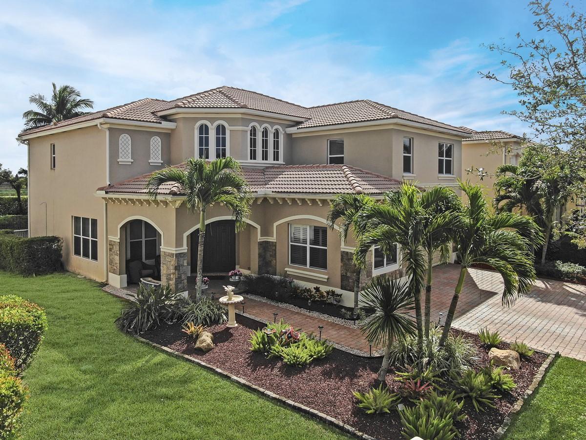 Home for sale in Cobblestone Boynton Beach Florida