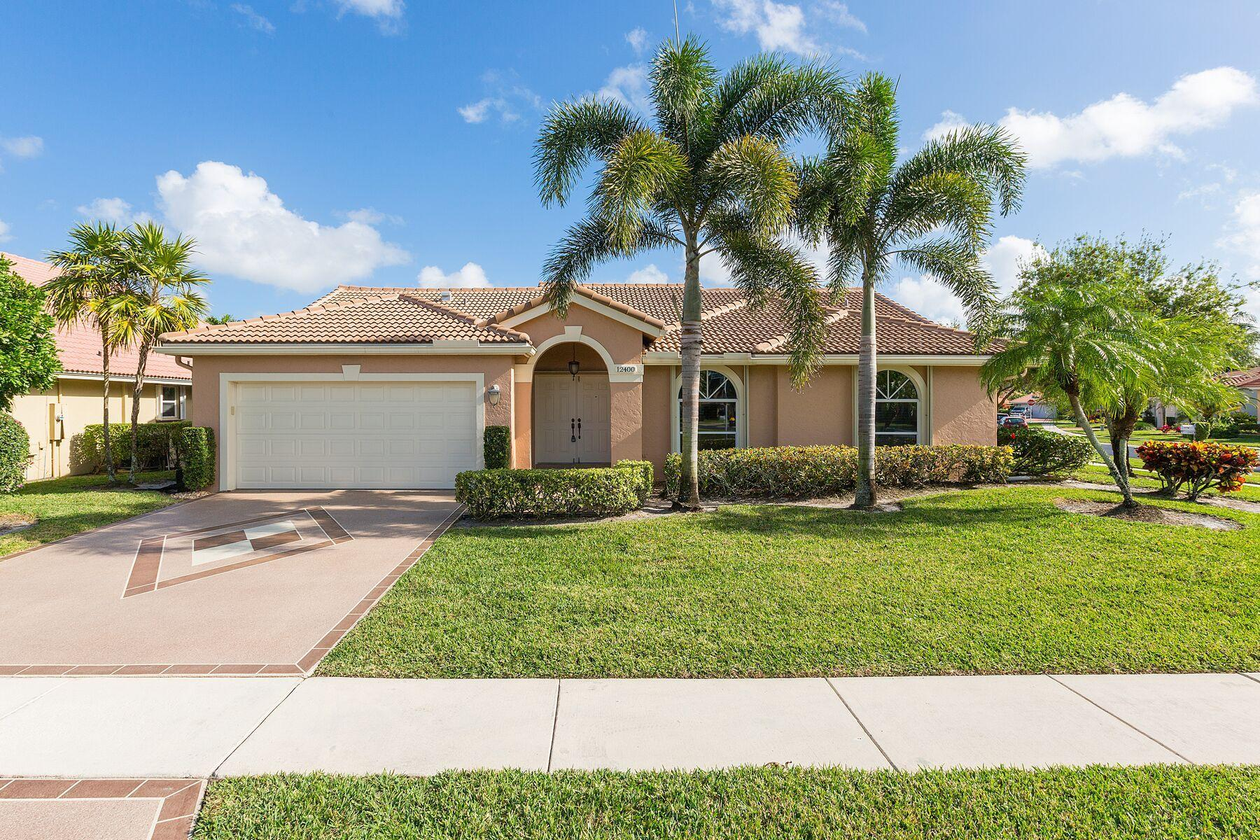 Home for sale in Westchester Cc Boynton Beach Florida