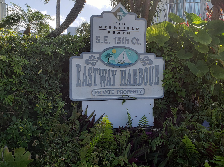 Home for sale in Eastway Harbor Deerfield Beach Florida