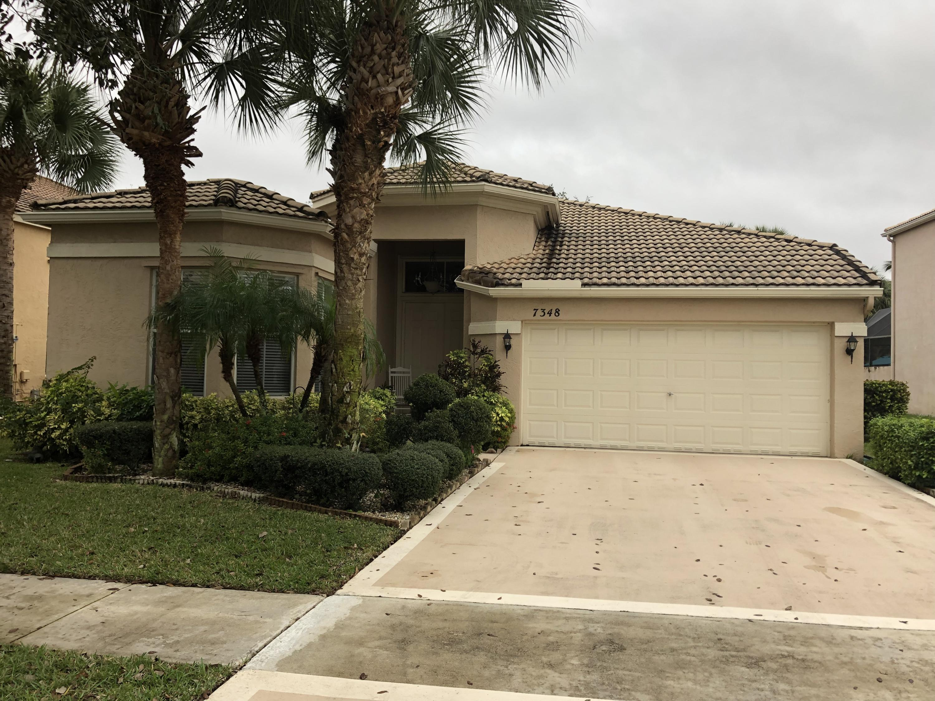 7348 Copperfield Circle Lake Worth, FL 33467