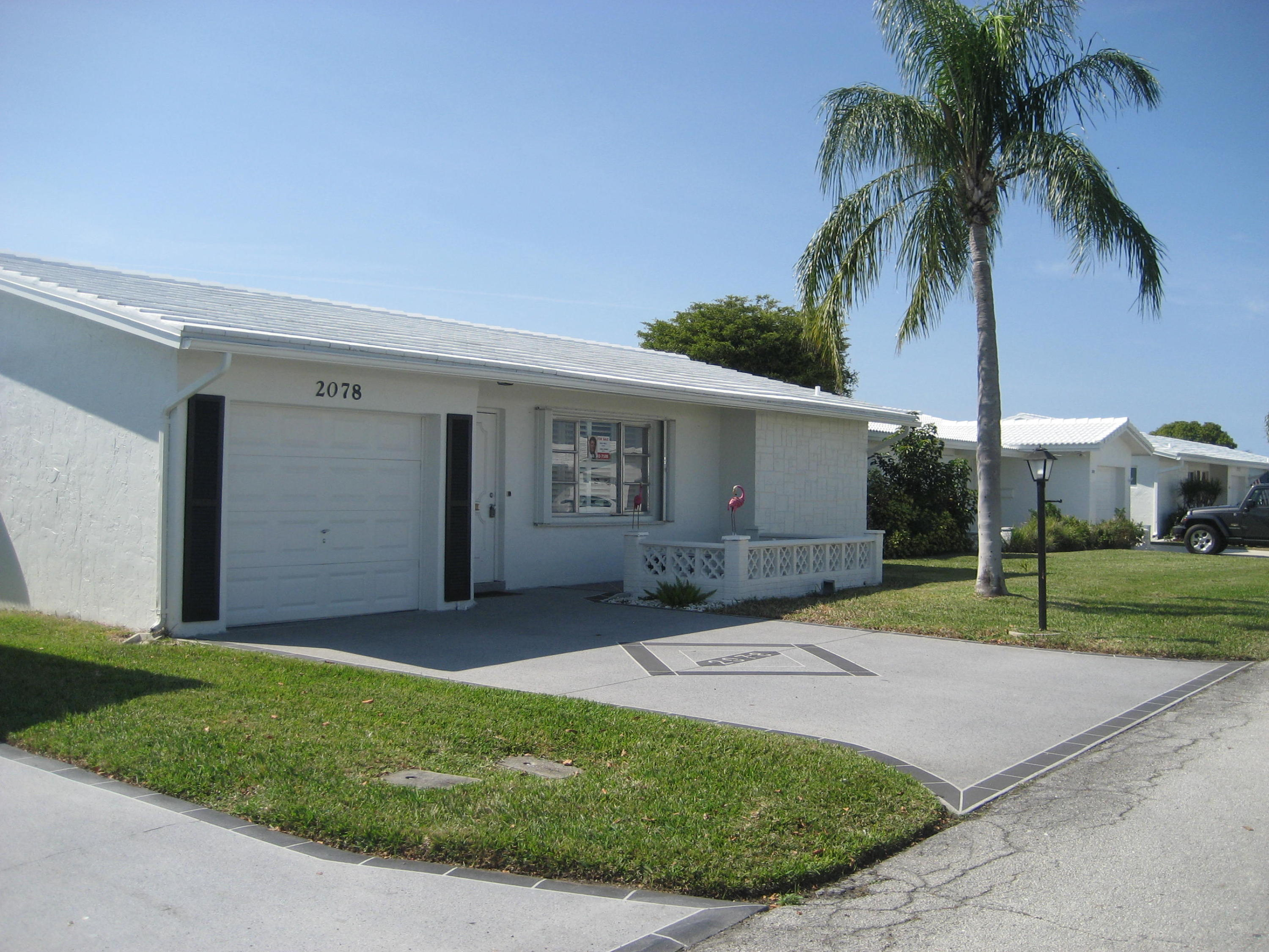 Home for sale in PALM BEACH LEISUREVILLE SEC 7 Boynton Beach Florida