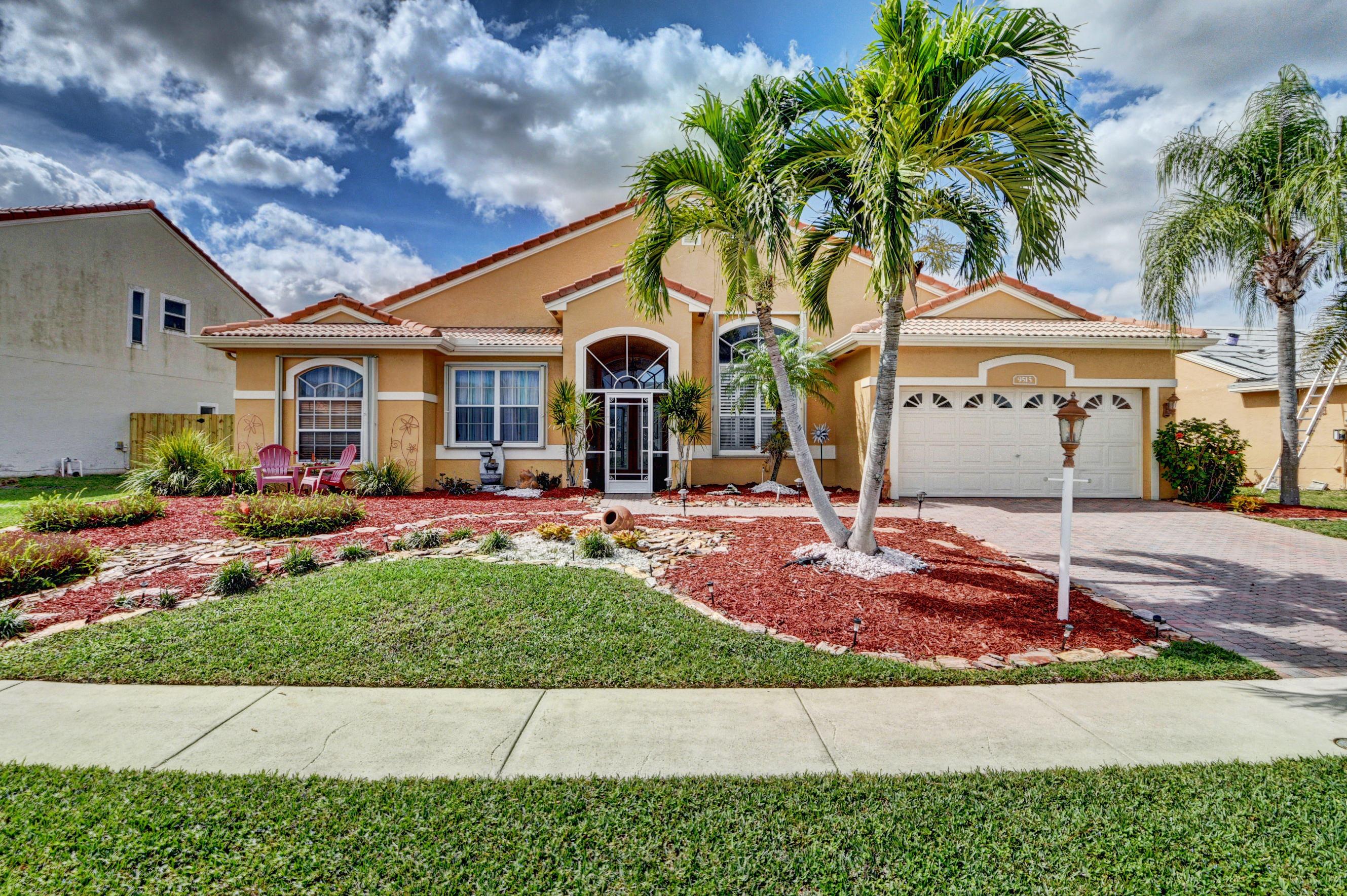 9515 Lake Serena Drive  Boca Raton FL 33496