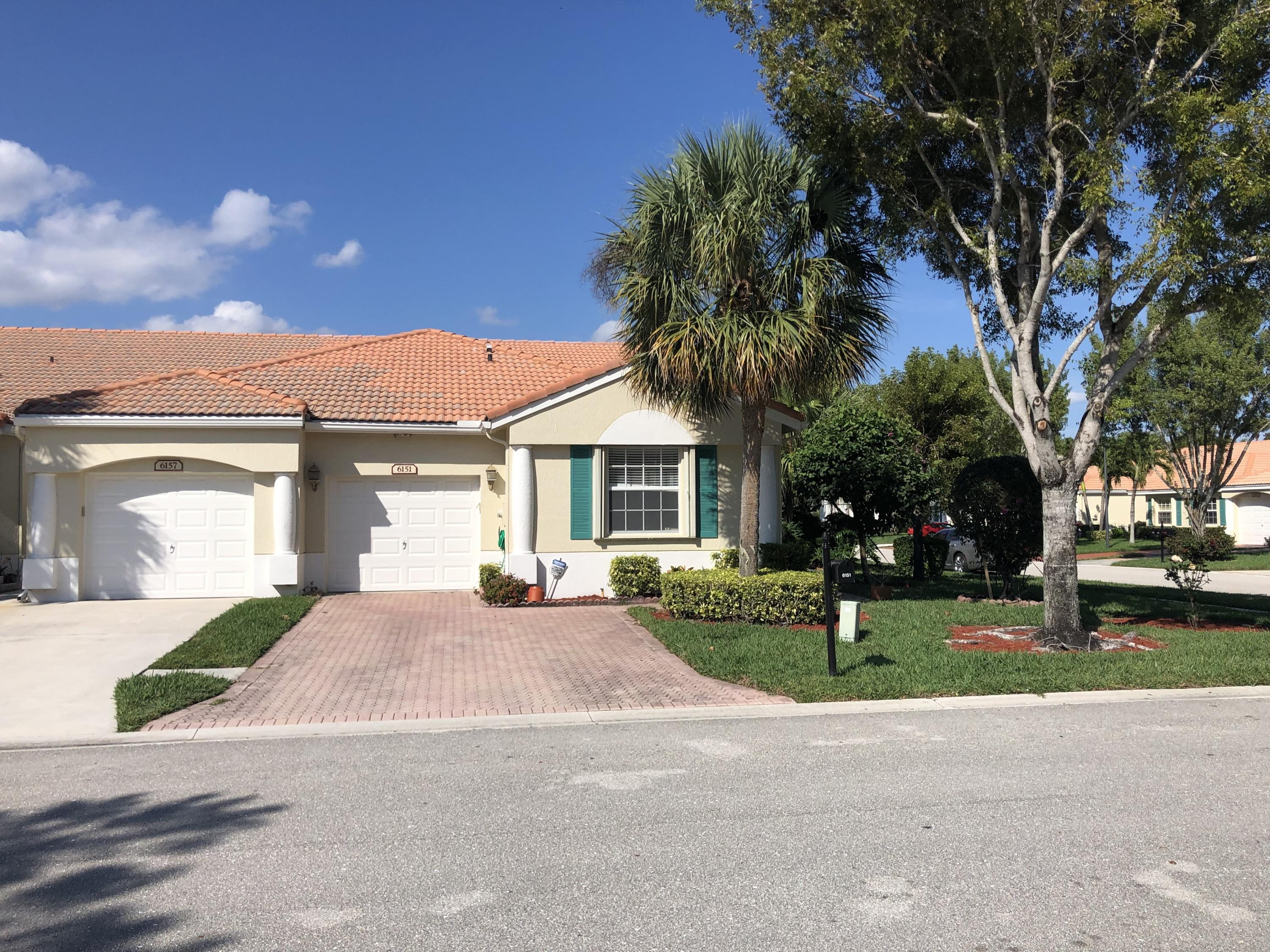 FLORAL LAKES PH 3 AND 4 home 6151 Heliconia Road Delray Beach FL 33484