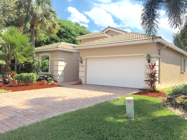 Home for sale in Villagggio Lake Worth Florida