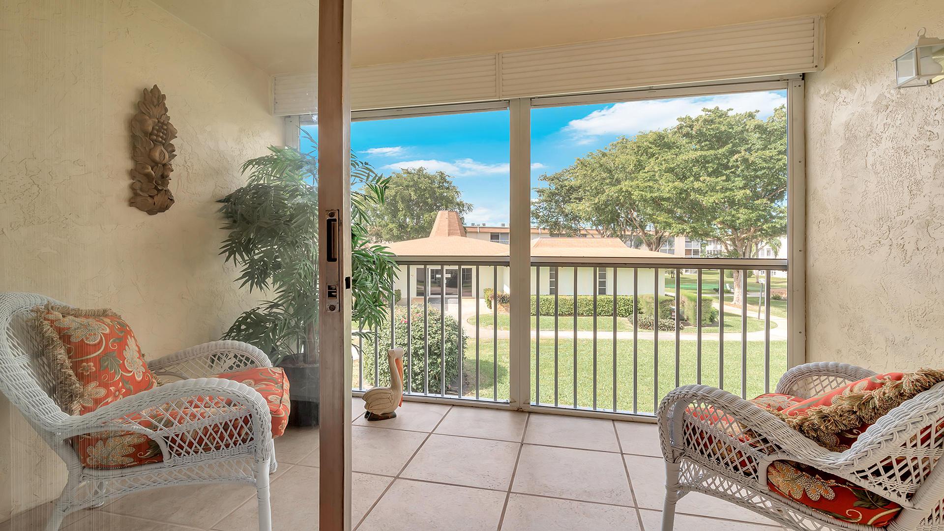 Home for sale in VILLAGE GREEN KENSINGTON CONDO Palm Springs Florida