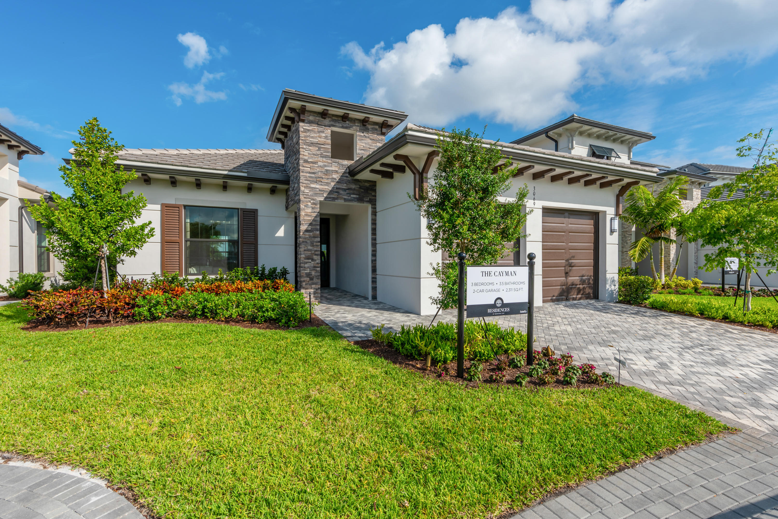 Home for sale in Residence At Banyan Cay West Palm Beach Florida
