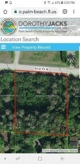 Home for sale in *Acreage* Loxahatchee Florida