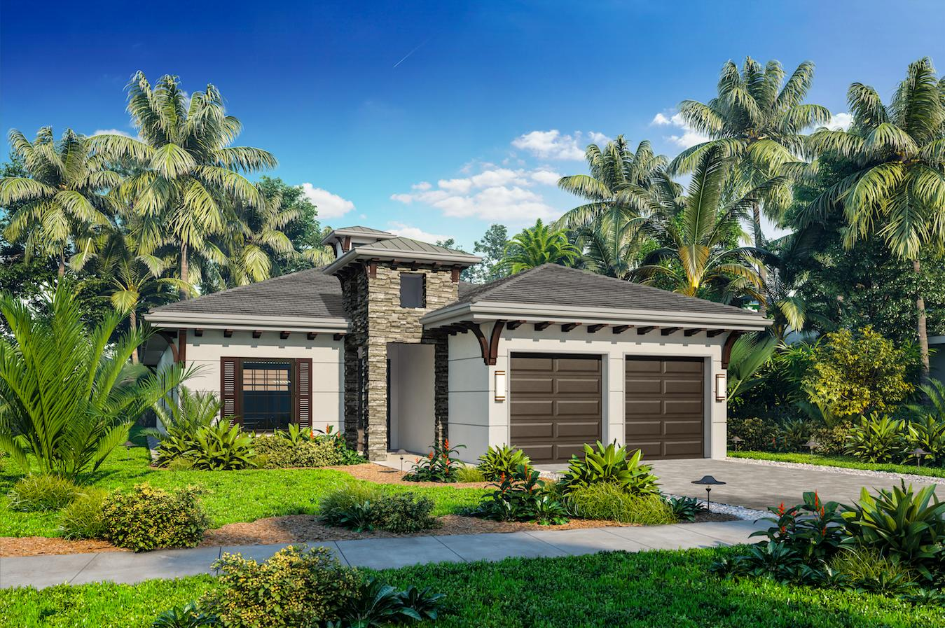 Home for sale in Residences At Banyan Cay West Palm Beach Florida