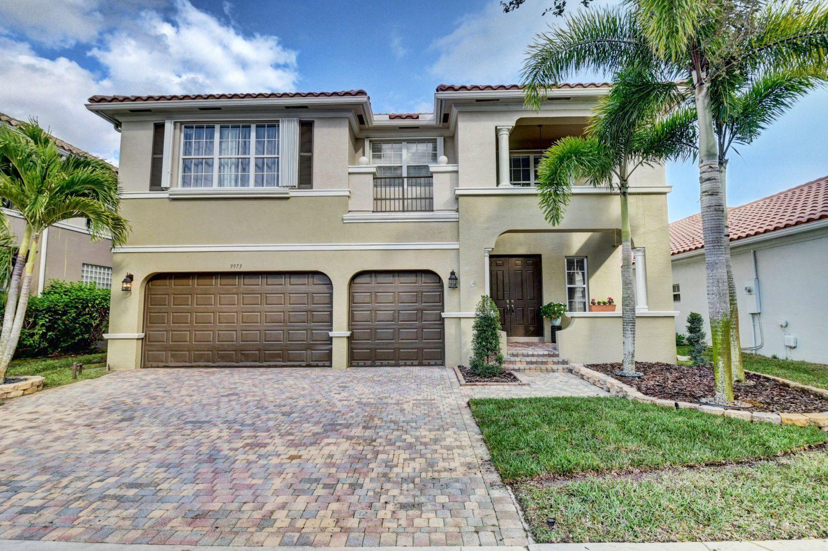 9973  Cobblestone Creek Drive, Boynton Beach, Florida
