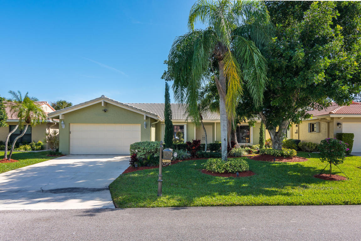 22088 Colony Drive, Boca Raton, Florida