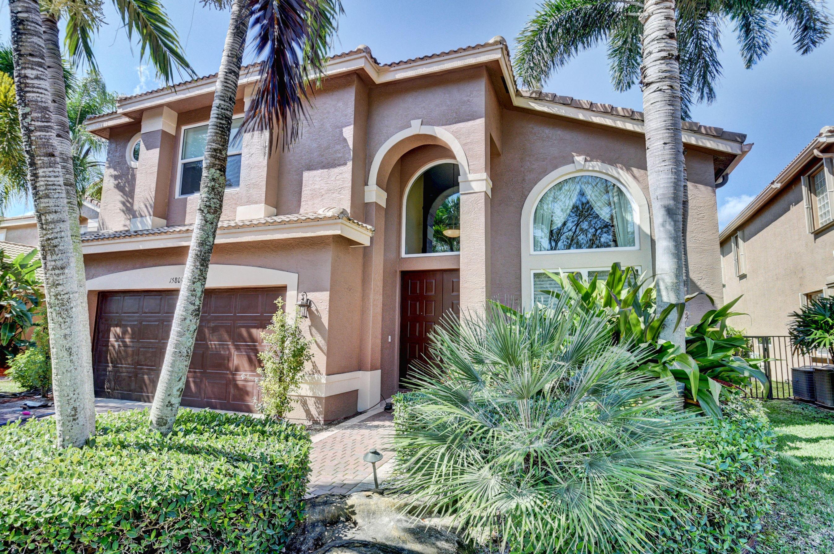 15809 Corintha Terrace  Delray Beach, FL 33446