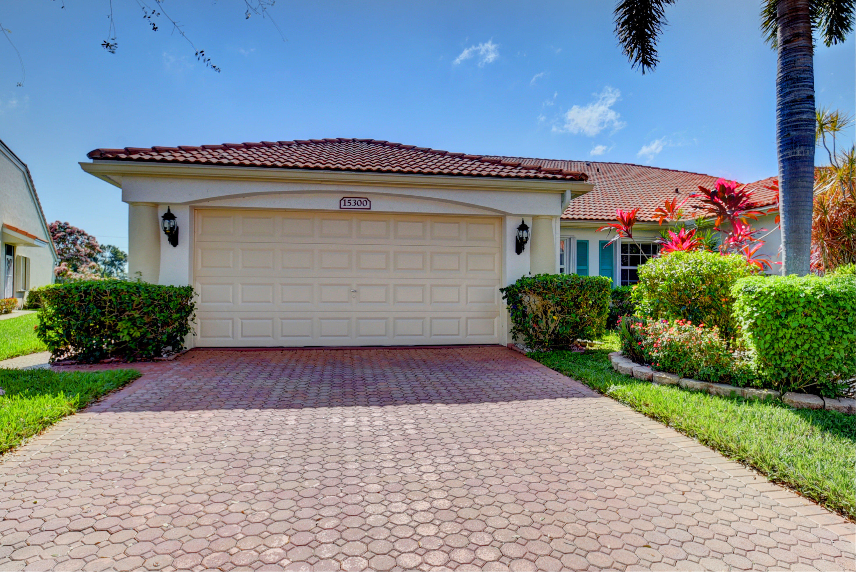 FLORAL LAKES 2 home 15300 Lake Wisteria Road Delray Beach FL 33484