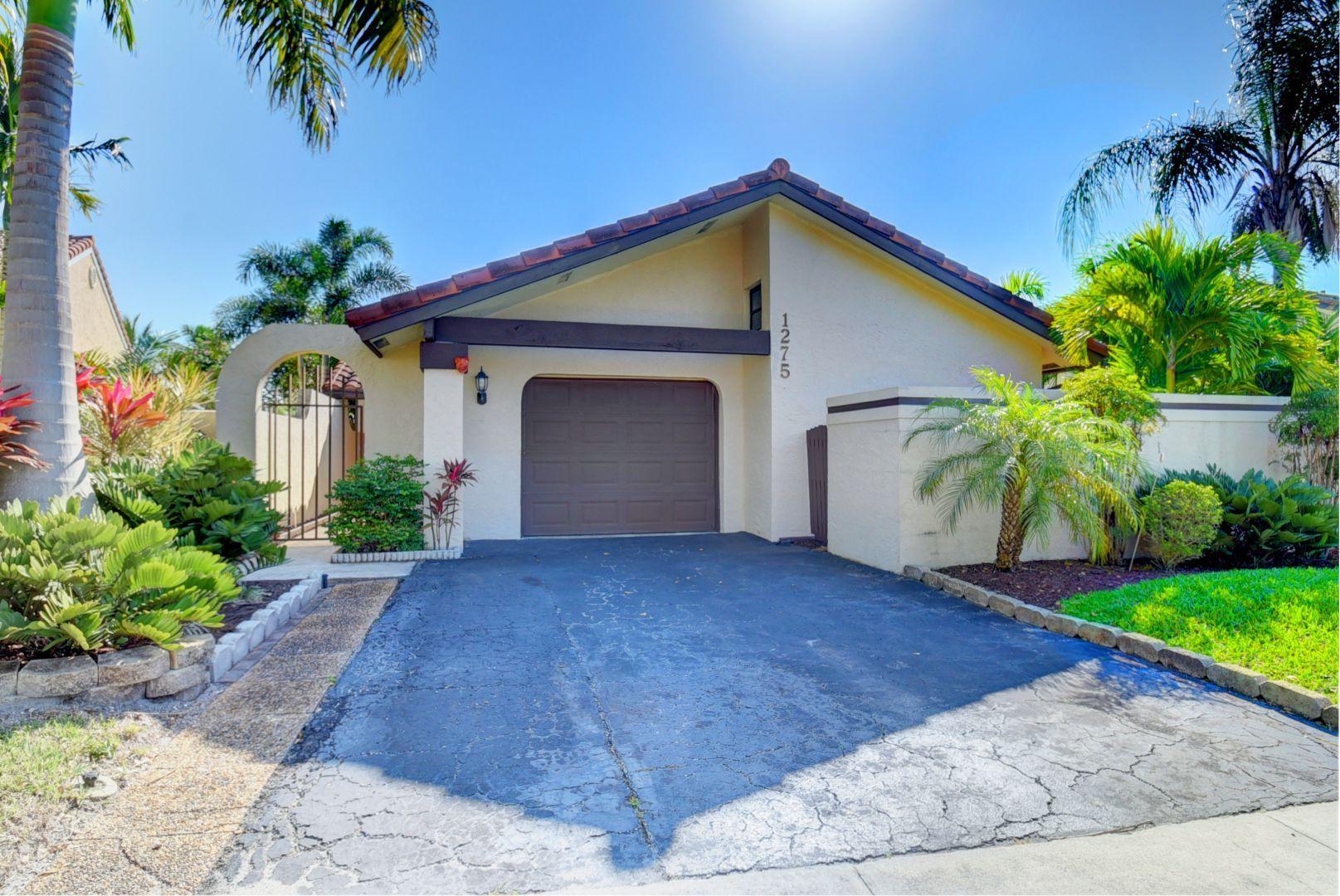 1275 NW 21st Terrace  Delray Beach, FL 33445