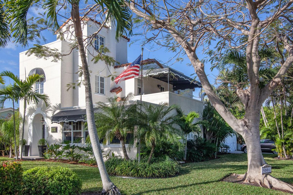 5801 S Olive Avenue West Palm Beach, FL 33405