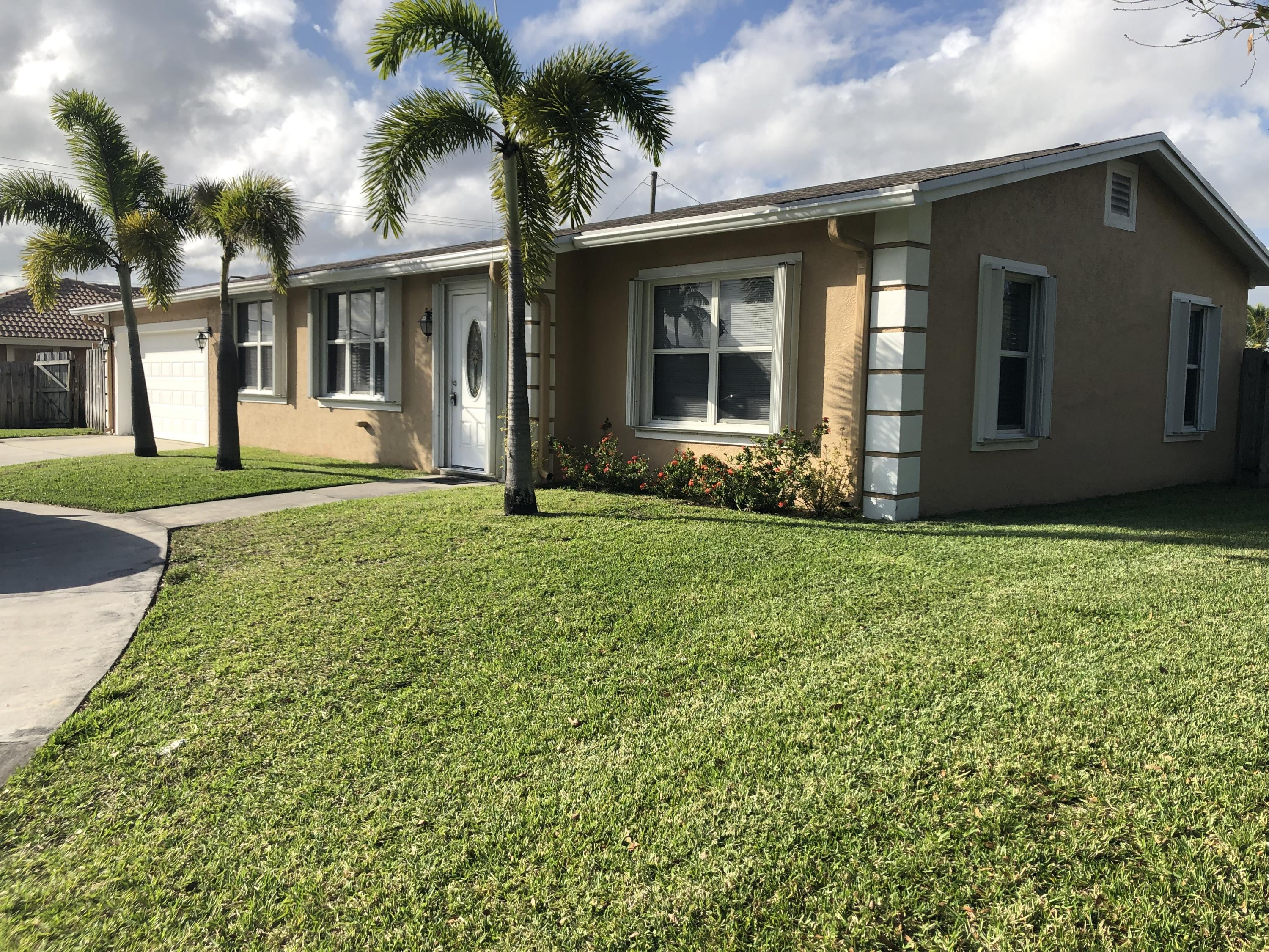 Home for sale in Lake Worth Heights Lake Worth Florida